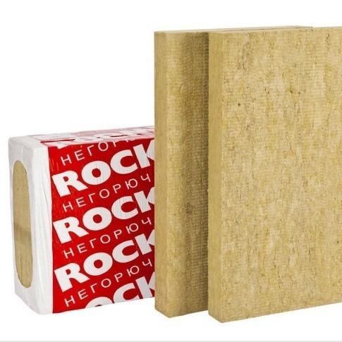 Базальтовая вата Rockwool Венти Баттс 1000х600х50 мм 8 плит в упаковке