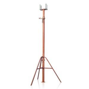 Телескопическая стойка-домкрат 3.7