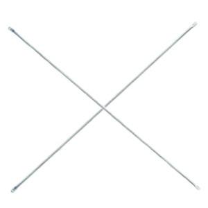 Диагональная сдвоенная связь для рамных лесов, 2 м