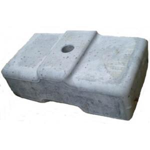 Противовес (балласт) 1 шт. 28 кг.
