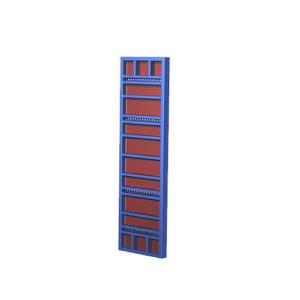 Щит универсальный стальной 0.35х3 м